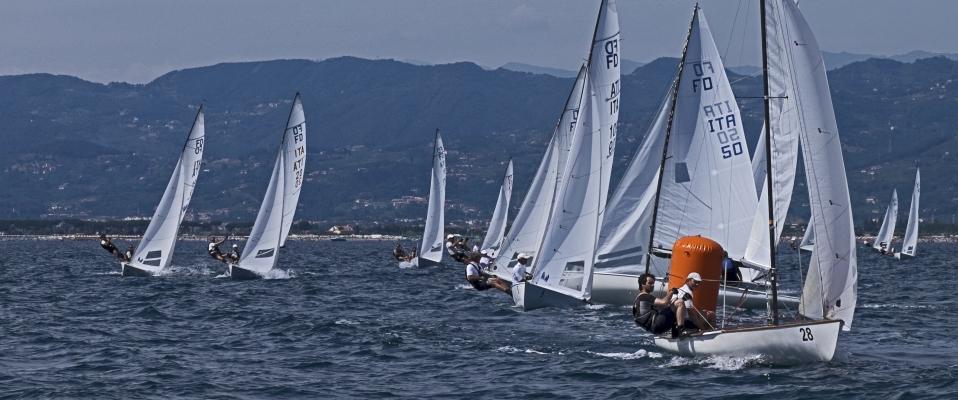 Campionato nazionale 2015 a Marina di Carrara