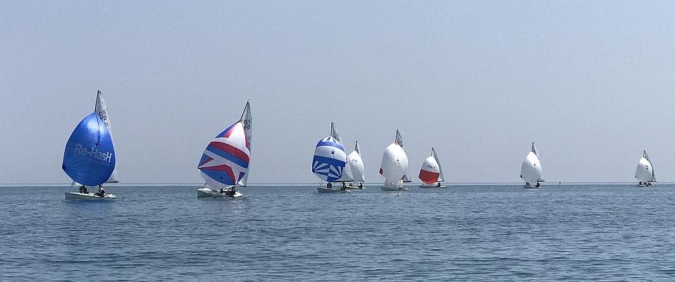 2a regata nazionale a Giulianova