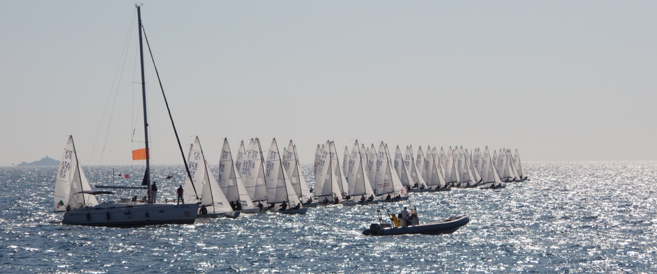FD Worlds 2017 in Marina di Scarlino