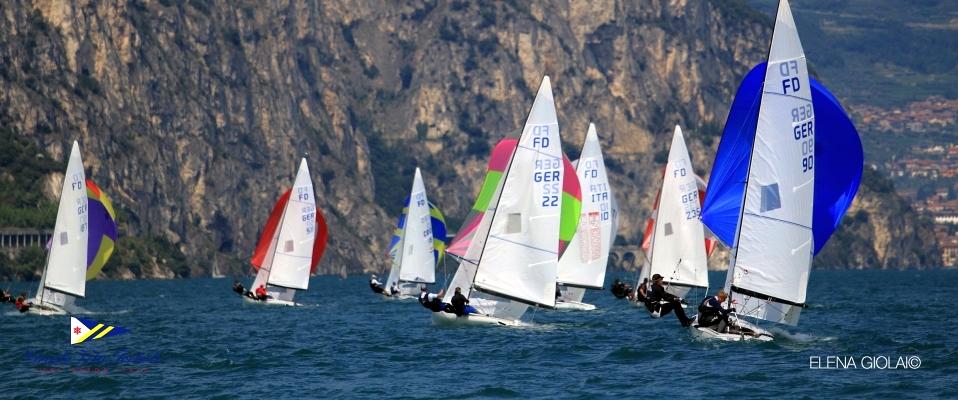 Trofeo Marina Preis classe FD • Circolo Velico Torbole