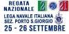Regata Nazionale Lega Navale Italiana Porto San Giorgio